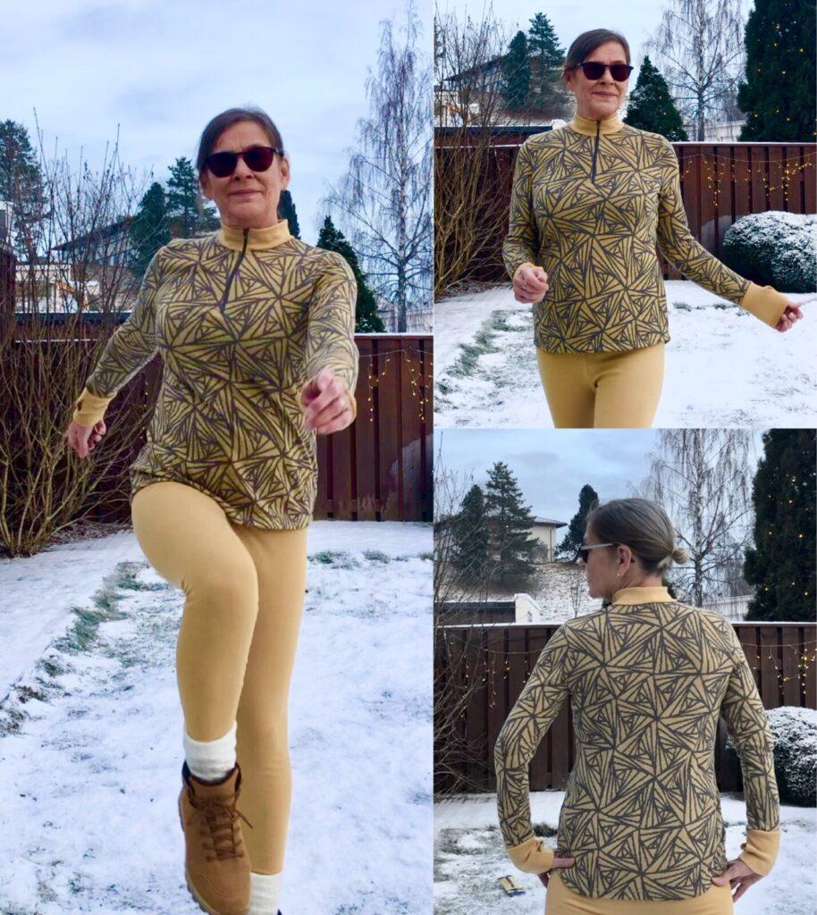 Saga genser