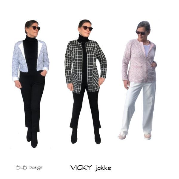 Vicky jakke